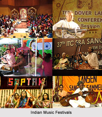 Indian Music Festivals