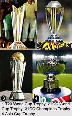 InternationalTournaments Played by India