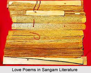 Love Poems in Sangam Literature