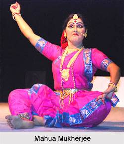 Mahua Mukherjee, Indian Dancer