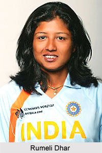 Rumeli Dhar, Indian Woman Cricketer