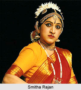Smitha Rajan, Indian Mohiniattam Dancer