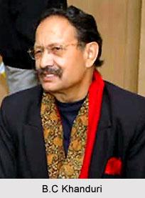 B.C Khanduri