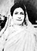 Begum Rokeya Sakhawat Hossain.