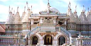 Bhadreshwar Jain Temple, Kutch