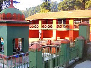 Bhagsunath Temple, Dharamshala, Kangra, Himachal Pradesh