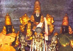 Legend of the Bhaktavatsala Perumal temple
