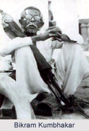 Bikram Kumbhakar, Indian Folk Personality