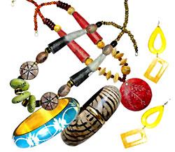 Bone and Horn Jewellery