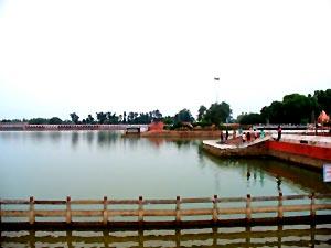 Brahma Sarover in Haryana