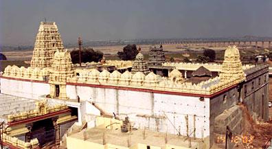 Badrachalam Lord Rama Temple dedicated to Sri Seetha Ramachandraswamy