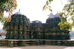 Laxminarsimha Temple at Bhadravati