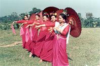Bizu' dance