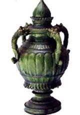 black pottery of Tamil Nadu