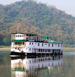 Transportation and navigation of Brahmaputra River
