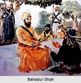 Bahadur Shah I,  Mughal Emperor