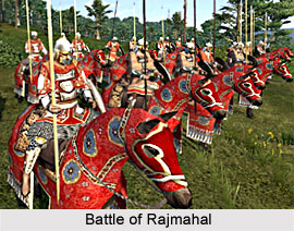 Battle of Rajmahal, Indian History