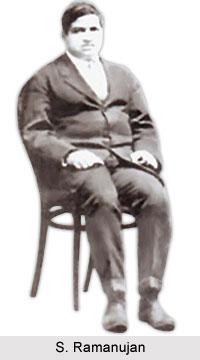 Contribution of S. Ramanujan
