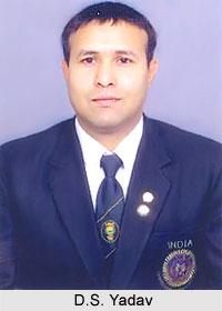 D.S. Yadav, Indian Boxer