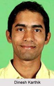 Dinesh Karthik, Tamil Nadu Cricket Player