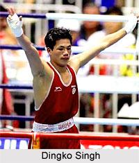 Dingko Singh, Indian Boxer
