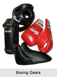 Equipments in Boxing