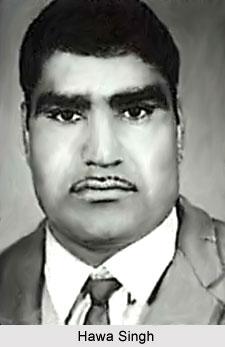 Hawa Singh, Indian Boxer
