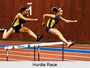 Hurdle Race, Track Event