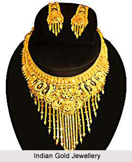 Gold Jewellery Craft in India