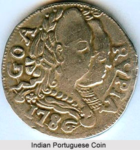 Portuguese Coins in India