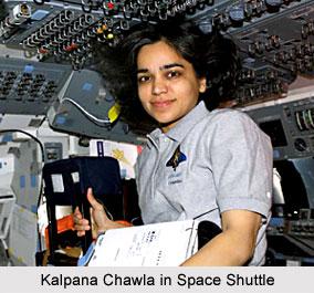 Kalpana Chawla, Indian Astronaut