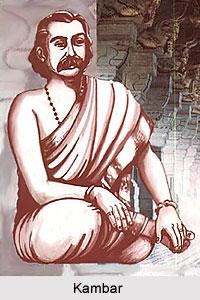 Kambar, Tamil Poet