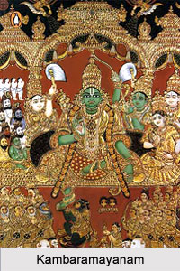 Kambaramayanam, Epics in Tamil Literature