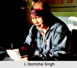 L Ibomcha Singh, Indian Boxer