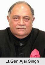 Lt.Gen Ajai Singh, Governor of Assam