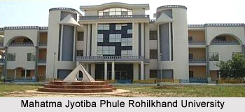 Mahatma Jyotiba Phule Rohilkhand University, Bareilly