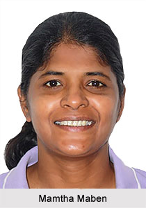 Mamtha Maben, Indian Woman Cricketer
