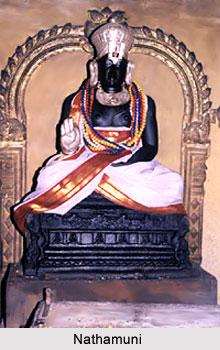 Nathamuni, Tamil Poet