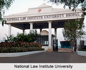 National Law Institute University, Bhopal, Madhya Pradesh