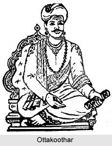 Ottakoothar, Tamil Poet