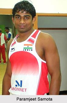Paramjeet Samota, Indian Boxer