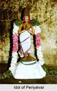 Periyalvar, Tamil Poet