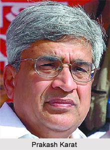 Prakash Karat, Indian Politician