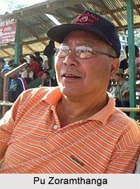 Pu Zoramthanga, Indian Boxer