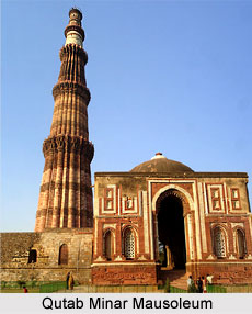 Qutab Minar Mausoleum