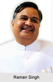 Raman Singh, Chief Minister of Chhattisgarh