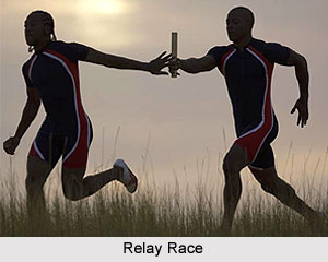 Relay Race, Track Event