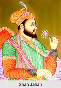 Revolt of Shah Jahan