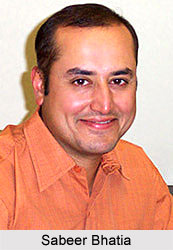 Sabeer Bhatia, Indian Businessman