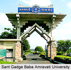 Sant Gadge Baba Amravati University, Amravati, Maharashtra